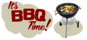 BBQ time banner